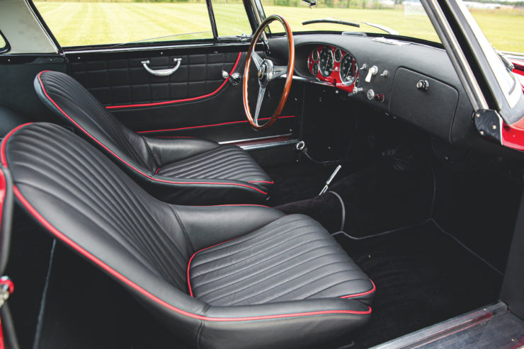 Fiat 8V by Vignale Seats