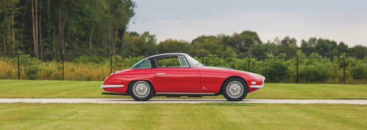 Fiat 8V by Vignale Side