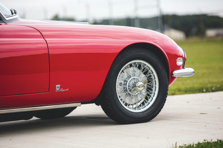 Fiat 8V by Vignale Wheels