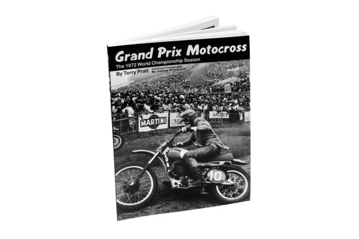 Grand Prix Motocross Book The 1972 Season 1