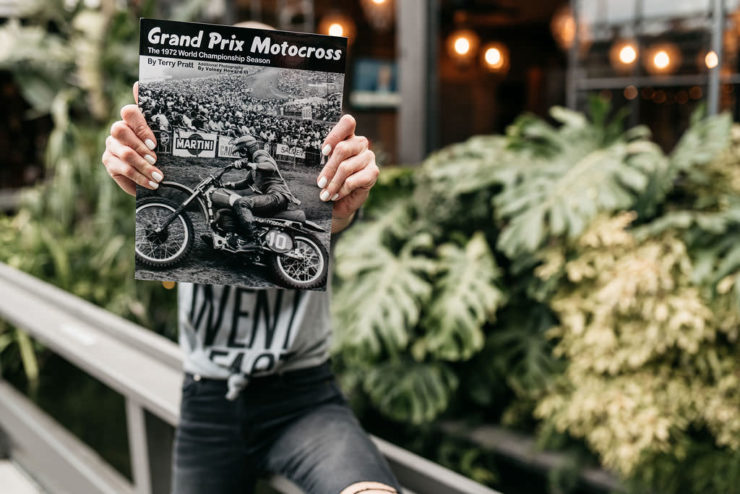 Grand Prix Motocross Book The 1972 Season 10