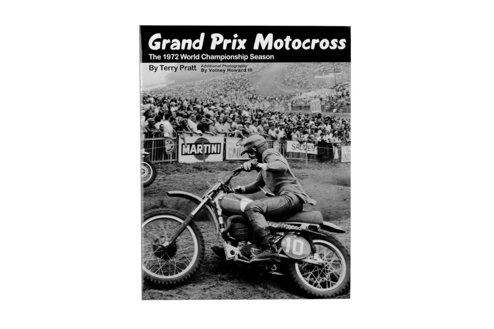 Grand Prix Motocross Book The 1972 Season
