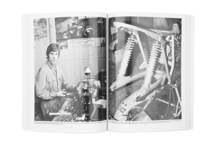 Grand Prix Motocross Book The 1972 Season 4