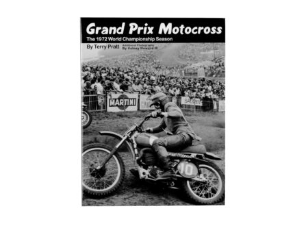 Grand Prix Motocross Book The 1972 Season
