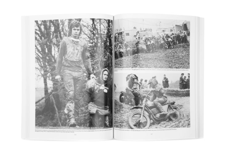 Grand Prix Motocross Book The 1972 Season 5