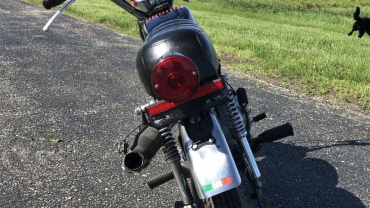 Harley-Davidson X-90 - The Shortster 10