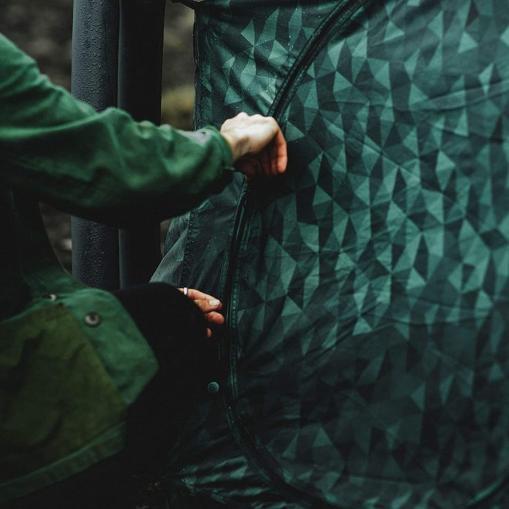 Heimplanet Cave Dome Tent 11