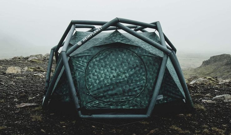 Heimplanet Cave Dome Tent 12
