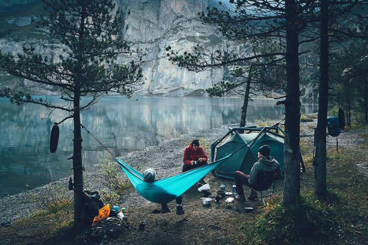 Heimplanet Cave Dome Tent 13