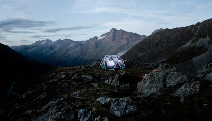 Heimplanet Cave Dome Tent 17