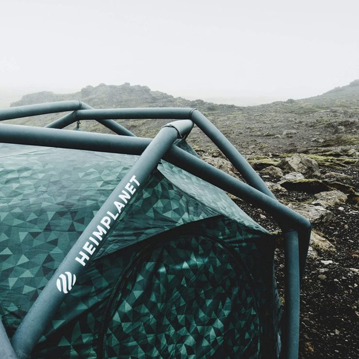 Heimplanet Cave Dome Tent 8