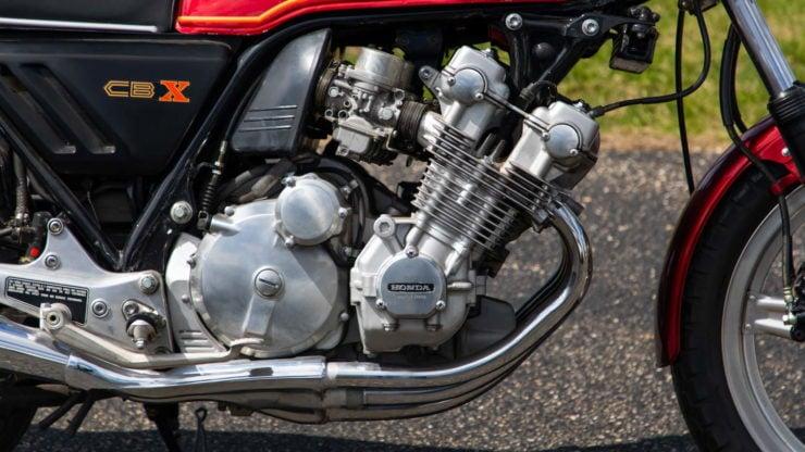Honda CBX 2