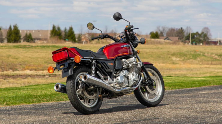 Honda CBX 5