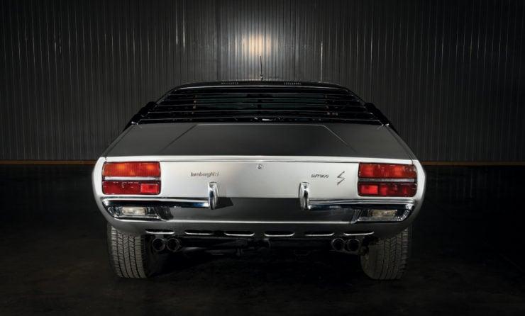 Lamborghini Urraco Back 1
