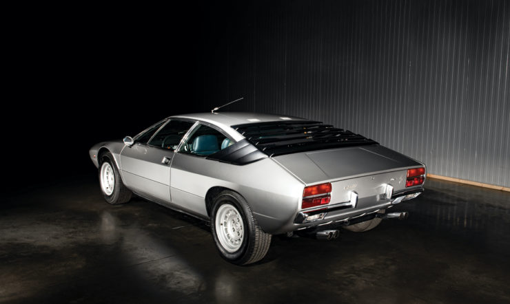 Lamborghini Urraco Back
