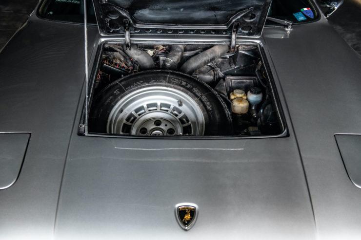 Lamborghini Urraco Front Trunk