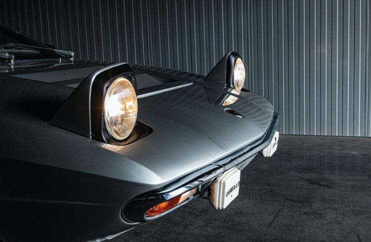 Lamborghini Urraco Headlights