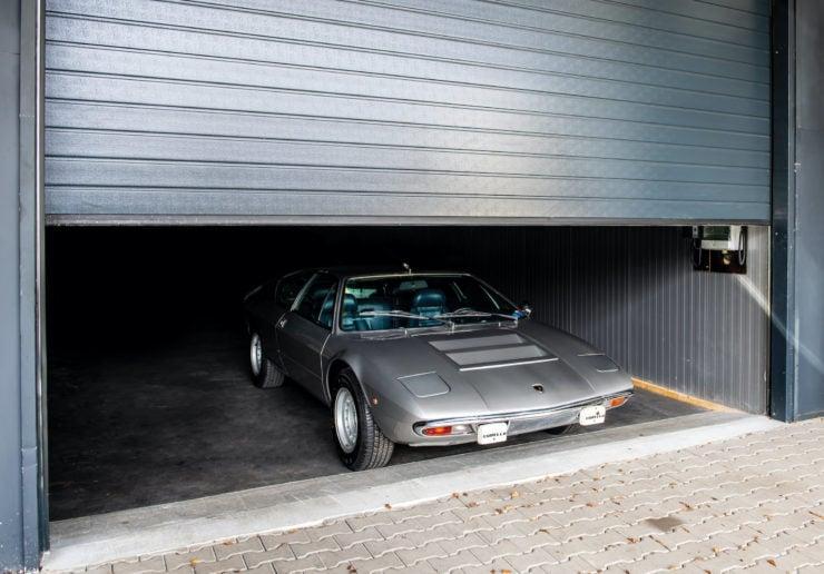Lamborghini Urraco Nose