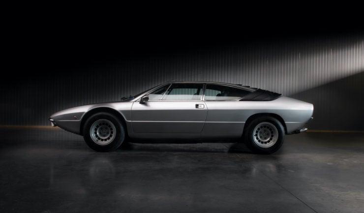 Lamborghini Urraco Side