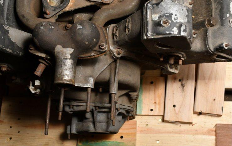 Maserati 4.2 Litre V8 Mexico Engine 10