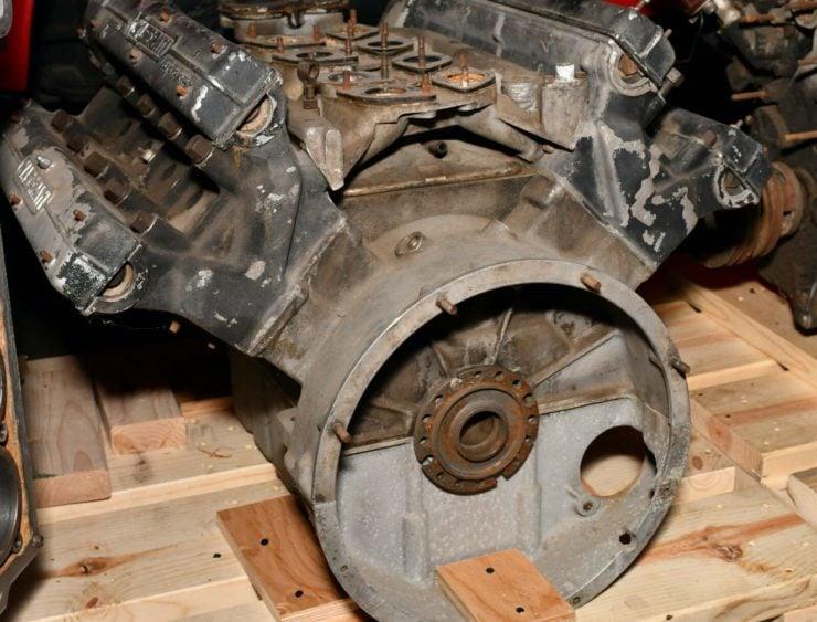 Maserati 4.2 Litre V8 Mexico Engine 2