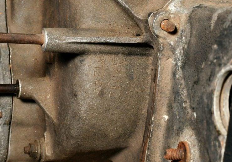 Maserati 4.2 Litre V8 Mexico Engine 4