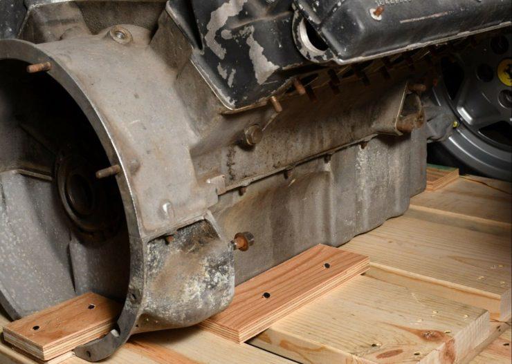 Maserati 4.2 Litre V8 Mexico Engine 5