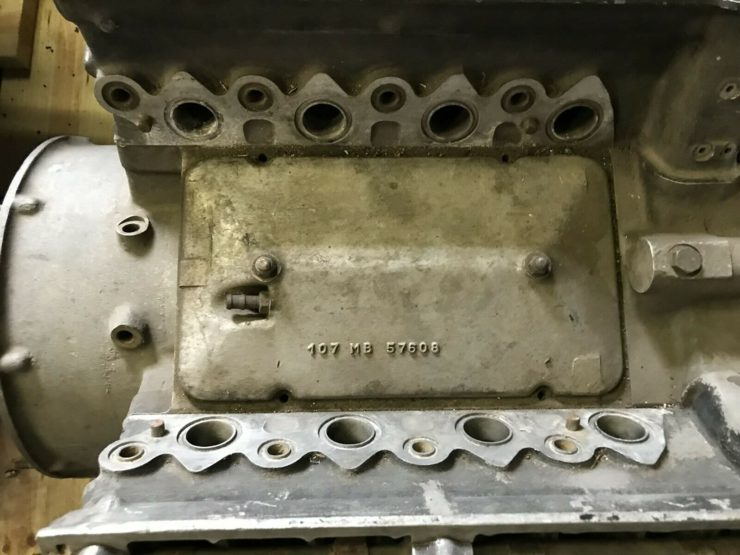 Maserati 4.2 Litre V8 Mexico Engine 6
