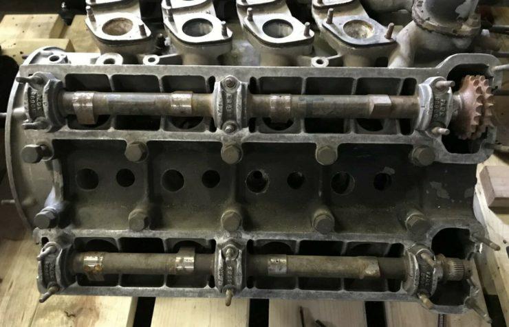 Maserati 4.2 Litre V8 Mexico Engine 7