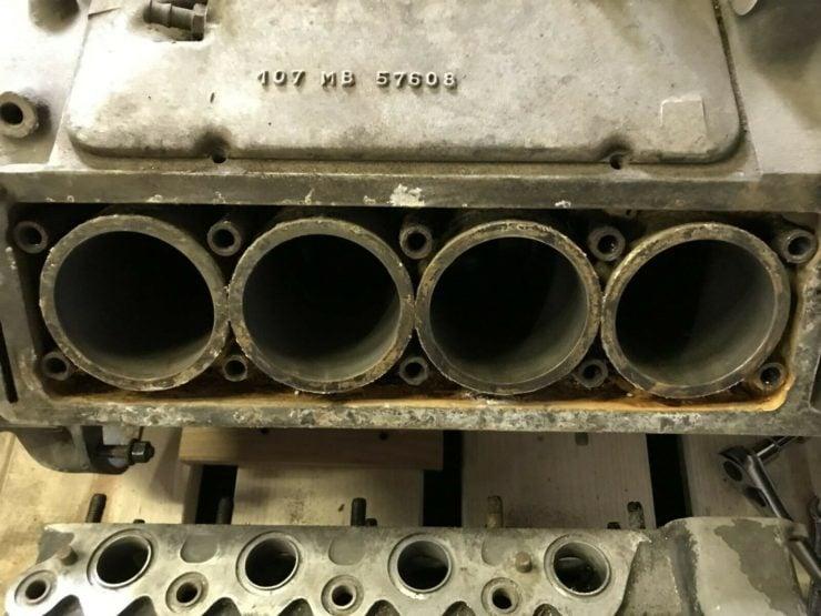 Maserati 4.2 Litre V8 Mexico Engine 8