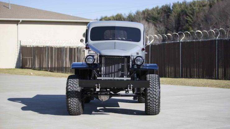 Military Dodge Power Wagon 1