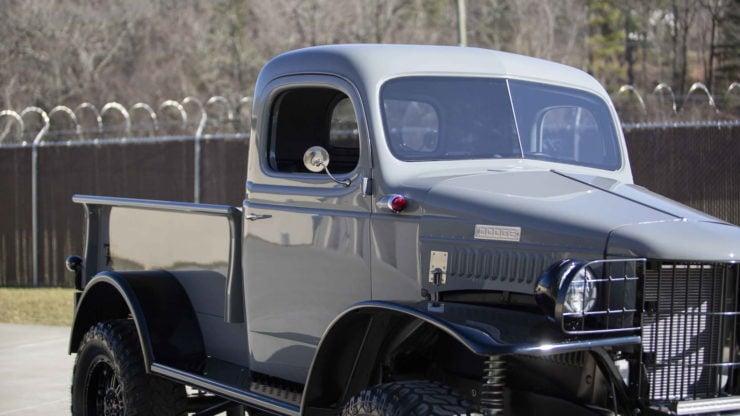 Military Dodge Power Wagon 2