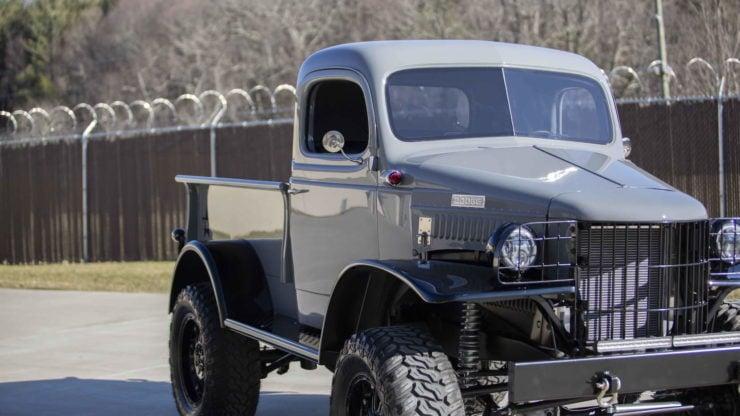 Military Dodge Power Wagon 3