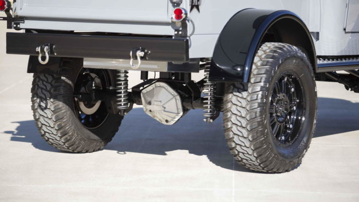 Military Dodge Power Wagon 6