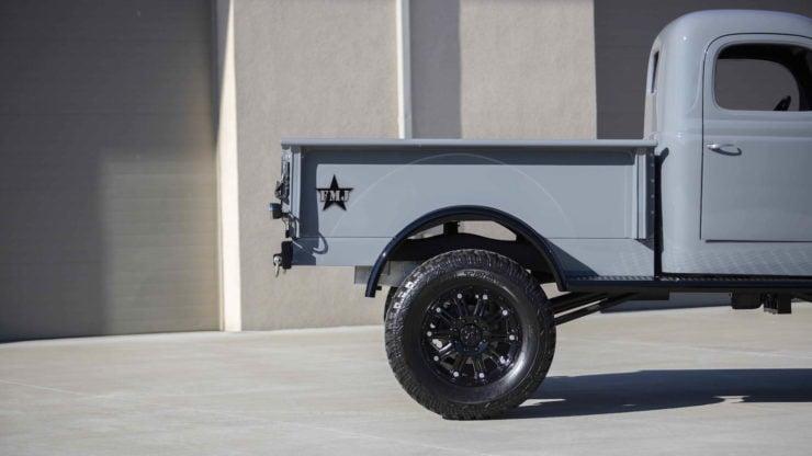 Military Dodge Power Wagon 7