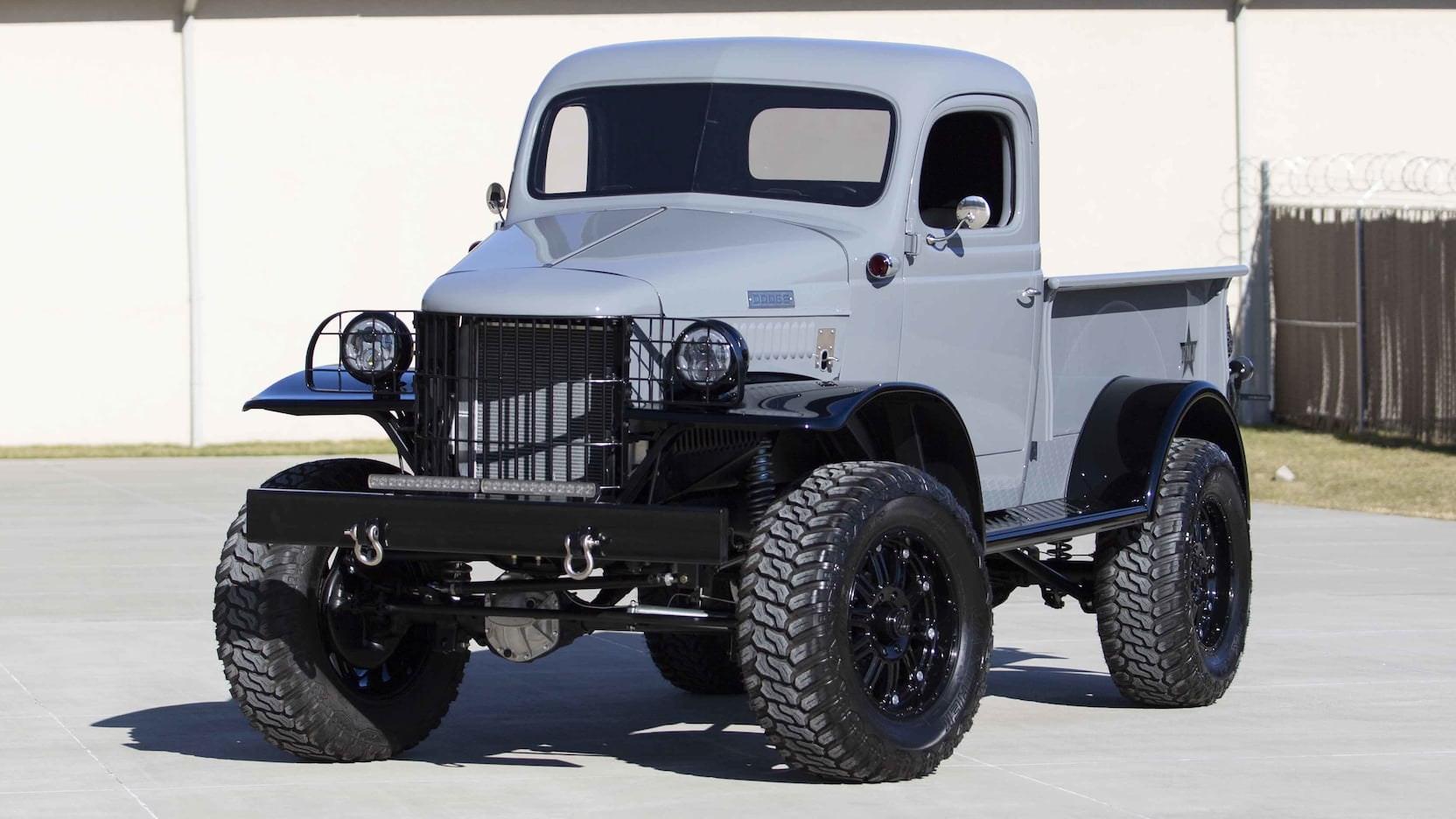 Military Dodge Power Wagon