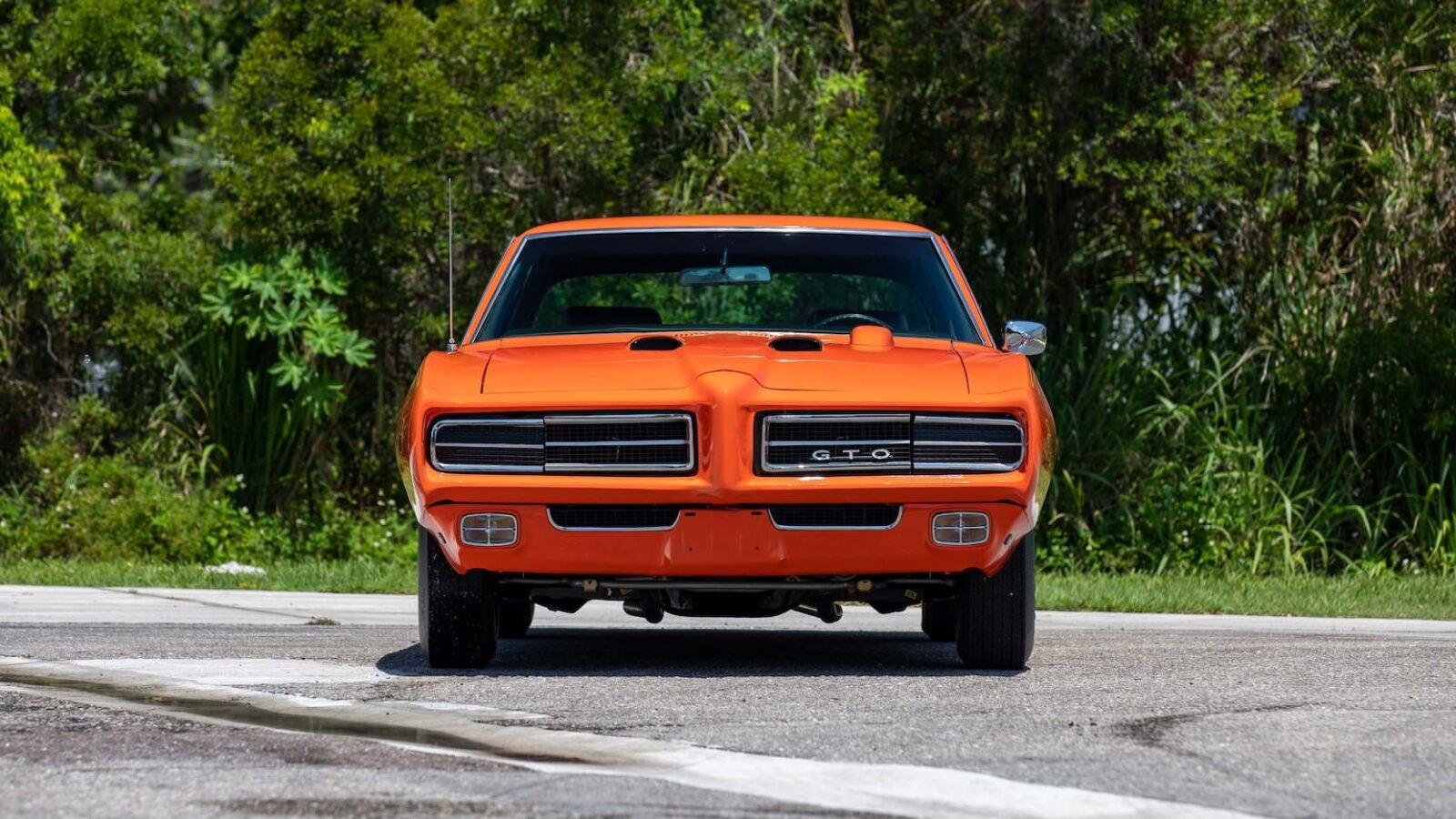 Pontiac GTO Judge Grille