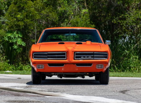 Pontiac GTO Judge Grille