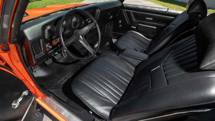 Pontiac GTO Judge Interior
