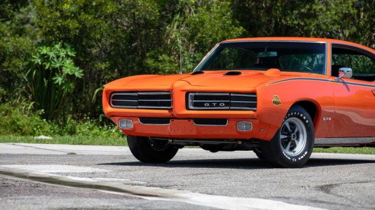 Pontiac GTO Judge Muscle Car