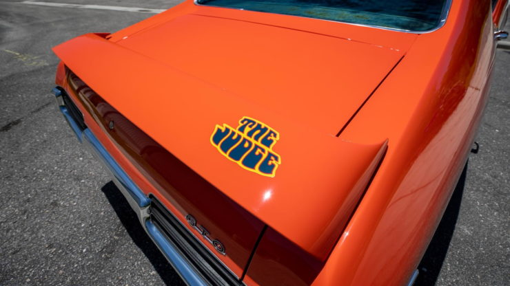 Pontiac GTO Judge Spoiler