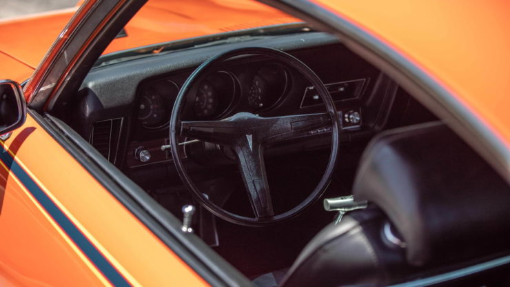 Pontiac GTO Judge Steering Wheel