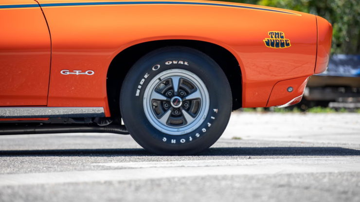 Pontiac GTO Judge Wheels