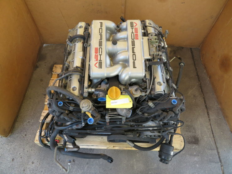 Porsche 928 V8 Engine 1