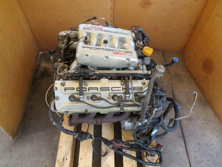 Porsche 928 V8 Engine 5