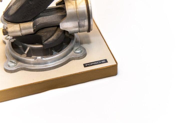 Porsche Miniature Crankshaft Lamp Base