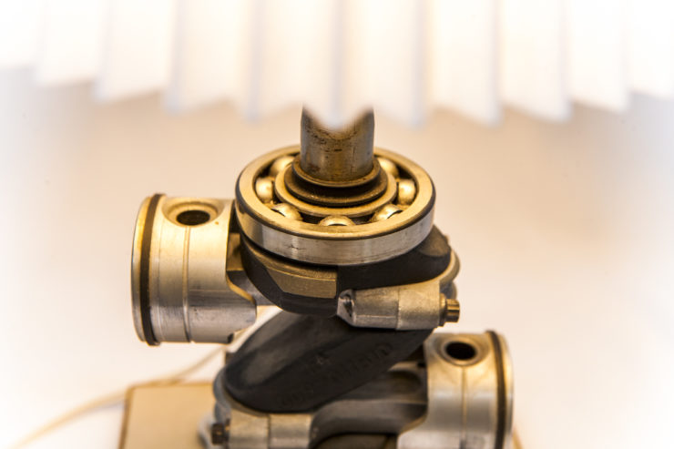 Porsche Miniature Crankshaft Lamp Bearing