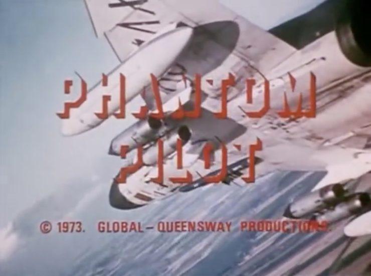 RAF Pilot Training Film F4 Phantom