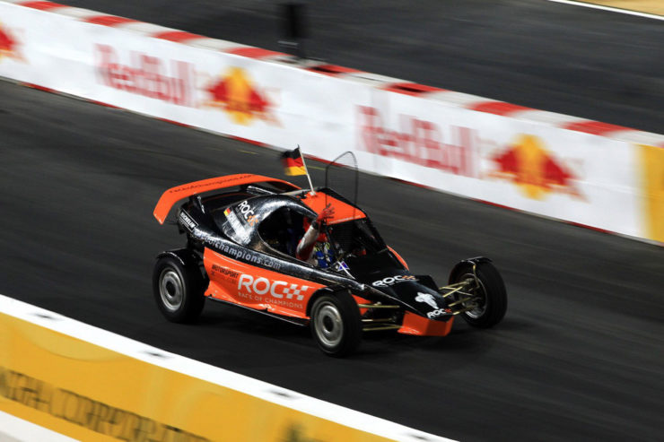 Race Of Champions Buggy 2012