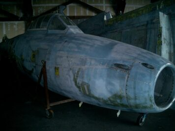 Republic F-84G Thunderjet Project 3